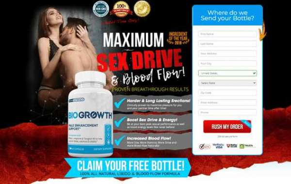 Biogrowth Male Enhancement 2020 [MUST READ]: Does It Really Work?