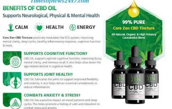 Essential Core Zen CBD Smartphone Apps