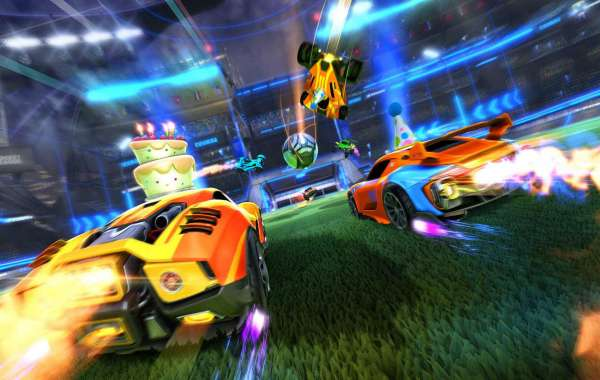 Rocket League is a simple game on the surface