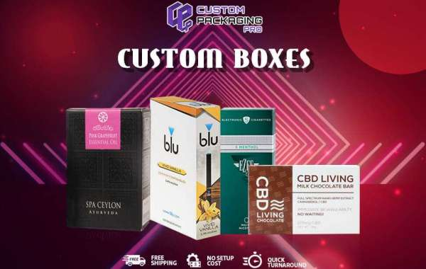 Custom Boxes - Perfect Option for New Product Launch