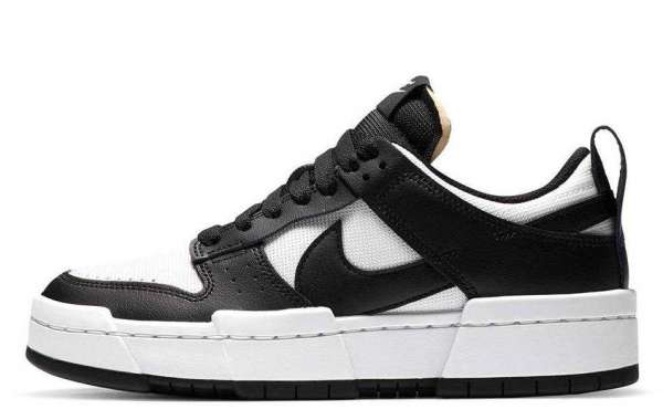 Nike Dunk Low Disrupt White Black to Release on Oct 15th 2020