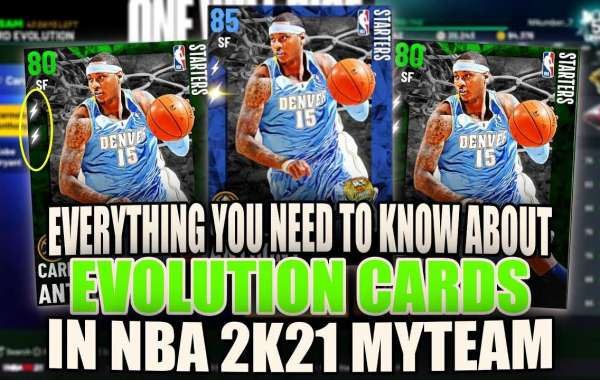 The Best Evolution Card Combos In NBA 2K21