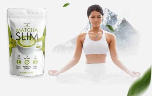 Matcha Slim Commentaires