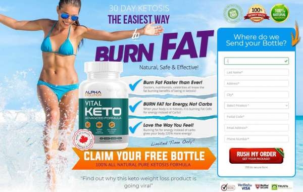 What is Alpha Evolution Keto Advanced Weight Loss Formula?