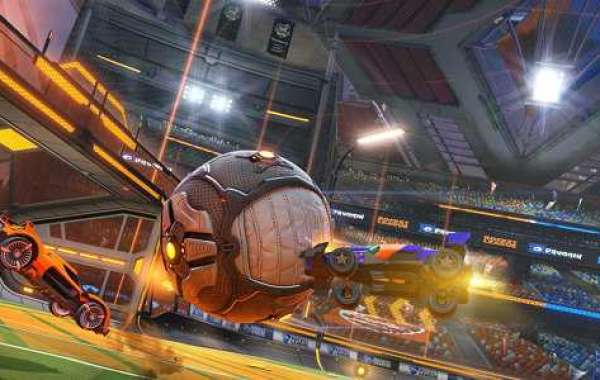Rocket League is effectively a two-dimensional game