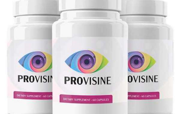 Provisine Eyesight Remedy Pills – Is It 100% [All-Natural] And Effective?