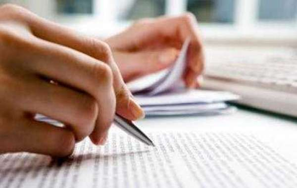 What is the explanation behind students depending on the online writing services?