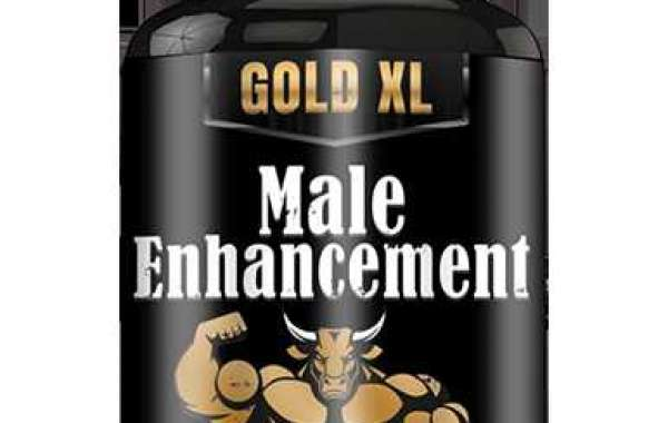 Gold XL Male Enhancement:-Increase **** size