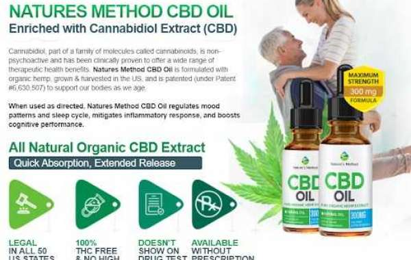 Nature's Method CBD Gummies (Official Update): Check Reviews And Scam Report!