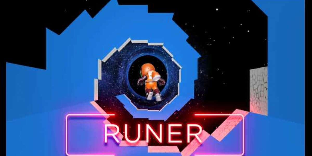 You play the role of a cosmonaut who crosses a time tunnel