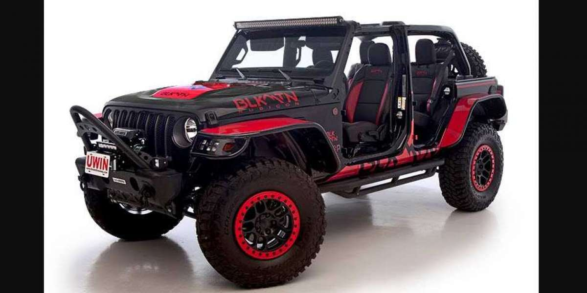 Incredible Gifts for the Jeep Lover on Your Holiday Shopping List