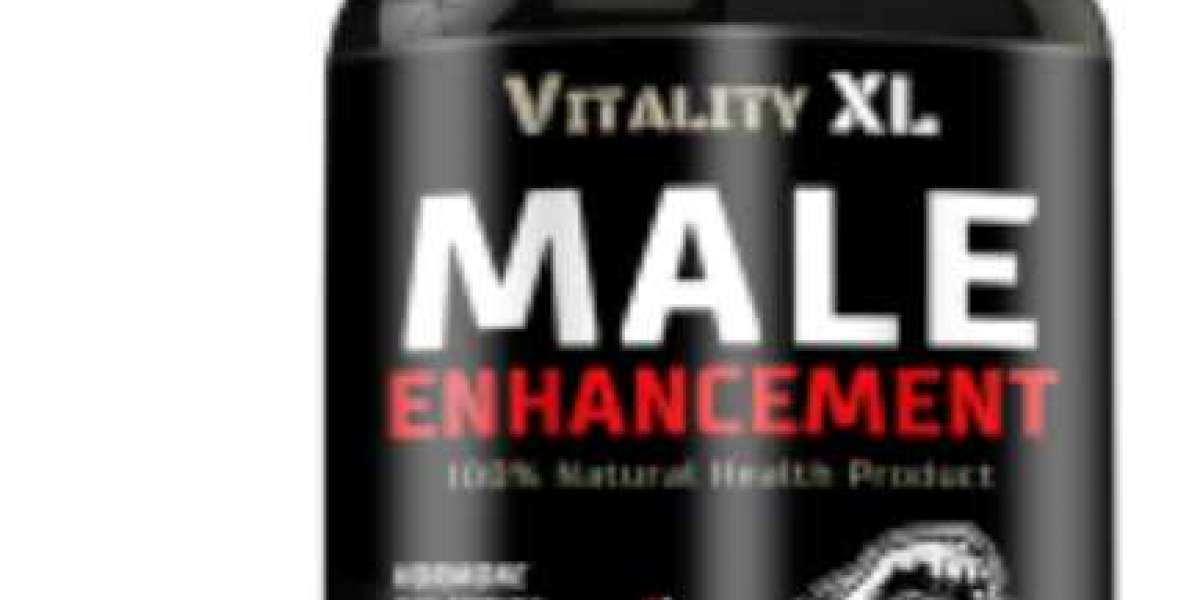Vitality XL Male Enhancement Reviews: Read Benefits, side Effects, Price, Where To Buy