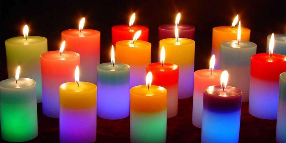 Business of candle production