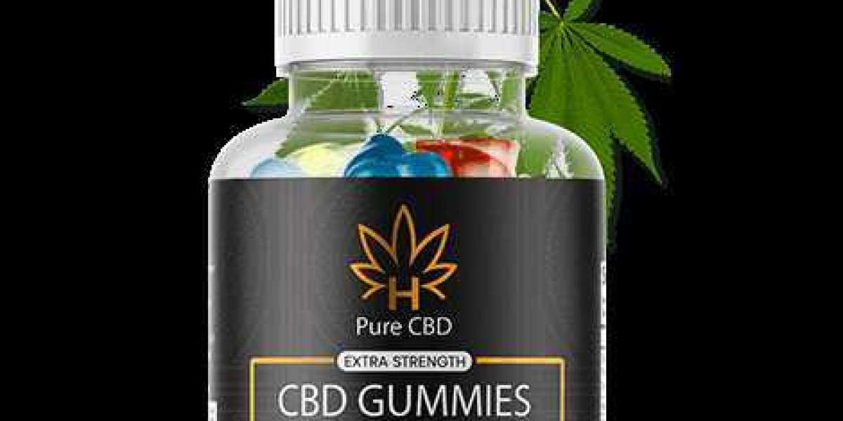 Truth About Pure CBD Gummies Extra Strength & How It Works?
